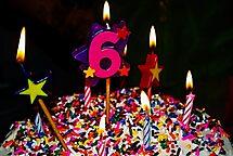Happy Birthday by Karen Checca