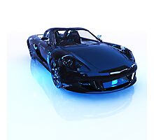 Porshe Photographic Print