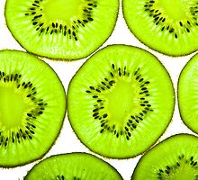 kiwi Fruit by Smkphoto