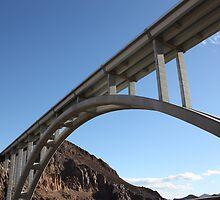 Hoover dam new bridge by jones313