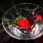 Stawberry Splash by Hazel Dean