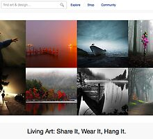 Misty Mornings & Nights - 9 April 2011 by The RedBubble Homepage