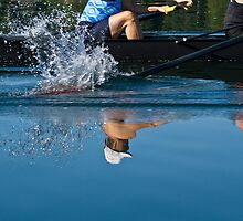 Reflections on rowing by LauraZim
