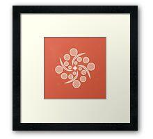 Spiral of Life Framed Print