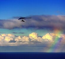 Somewhere Over The Rainbow by Felix Haryanto