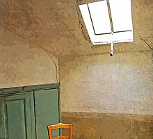 La tristesse durera toujours.  Vincent Van Gogh's room by buttonpresser