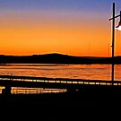 Last Ferry Departed by TonyCrehan