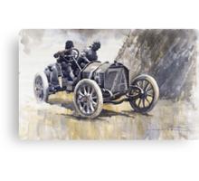 Isotta Fraschini 50HP 1908 Targa Floria  Canvas Print