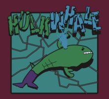 Hulkwhale by Malc Foy