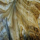Sandstone Swirl, Maria Island, Tasmania, Australia by Jane McDougall