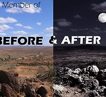 Before and After by Linda Lees