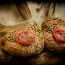 in little girls shoes by bbtomas