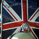 Patriotic Vespa by sjlphotography