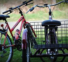 Bicycles by Jonice