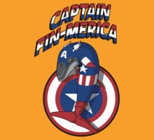 Captain Fin-merica by cubik