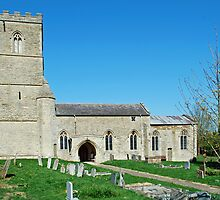 Church of St Mary, Grafton Regis by GSphotography