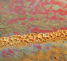 Orange Streak by Nicole S. Moore