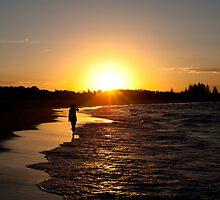 Byron Sunset by itakethepics