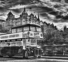 Edinburgh Tours by Don Alexander Lumsden (Echo7)