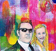Joanna & Simon by Bonnie coad