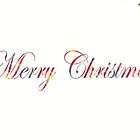 Merry Christmas Card by Nuheart