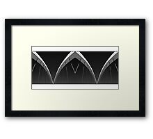 Arpeggio I Framed Print