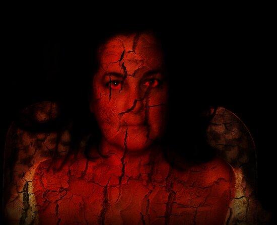 Dark Angel by Barbara Gerstner
