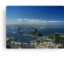 Sugar Loaf 1 Canvas Print