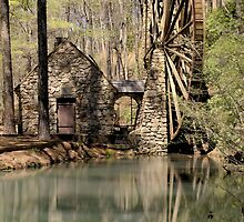 Grist Mill at Berry College by mountainshadows