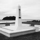 World War I Memorial at Mt. Maunganui by Matthew Hargreaves