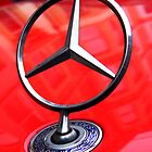 Benz Bonnet Bezel by TREVOR34