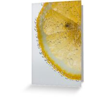 Citrus 1 Greeting Card