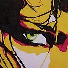 green eyes by ORAZIO SCILIMPA