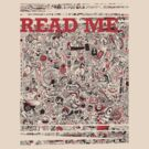 READ ME by Le Wild.