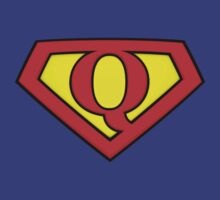 SUPER Q Logo Shield by adamcampen