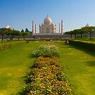 Taj Mahal-3/2011 by Mukesh Srivastava