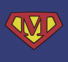 SUPER M Logo Shield by adamcampen
