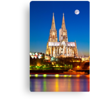 Cologne 10 Canvas Print