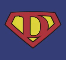 SUPER D Logo Shield by adamcampen