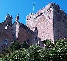 Kilravock Castle by Matthew Colvin de Valle