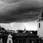 On par with Prague Castle by hermez