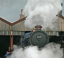 Smoke and Steam by Beverley Barrett