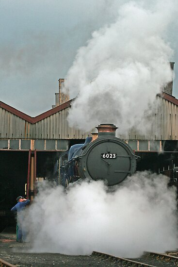 Smoke and Steam by Beverley Barrett