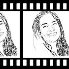 Thanee's film strip by DreaM