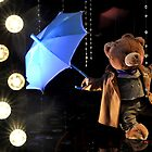 Singing and dancing in the Rain by Kathryn  Young