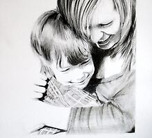 Big Hug by Lynn Hughes