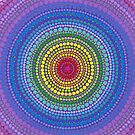 Orb of chakra balance by Elspeth McLean