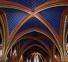 Paris: Sainte Chapelle 1 by bubblehex08