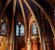 Paris: Sainte Chapelle 2 by bubblehex08