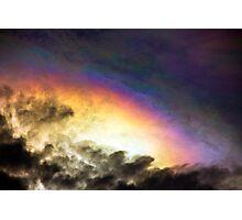 Cloud lands #15 Photographic Print